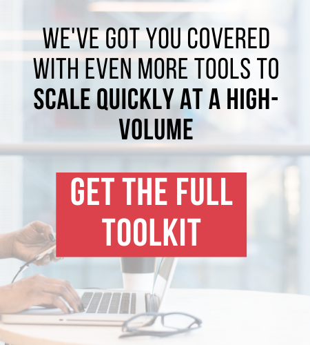 get the hire volume hiring toolkit
