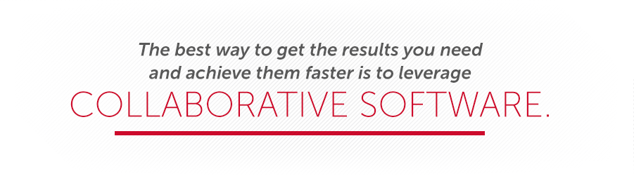 Collaborate for better results with candidate relationship software.
