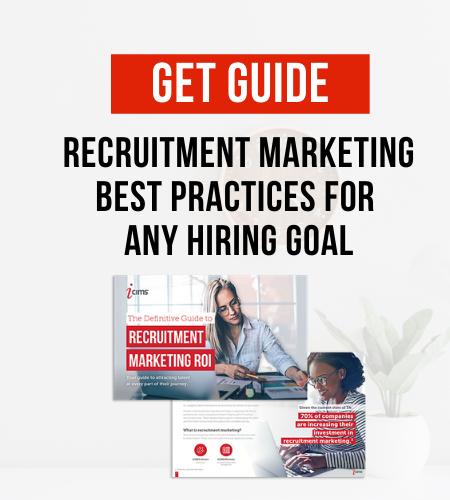 recruitment marketing best practices cta