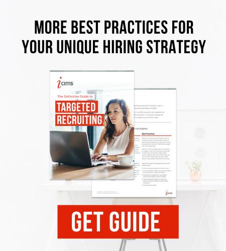 targeted recruiting cta